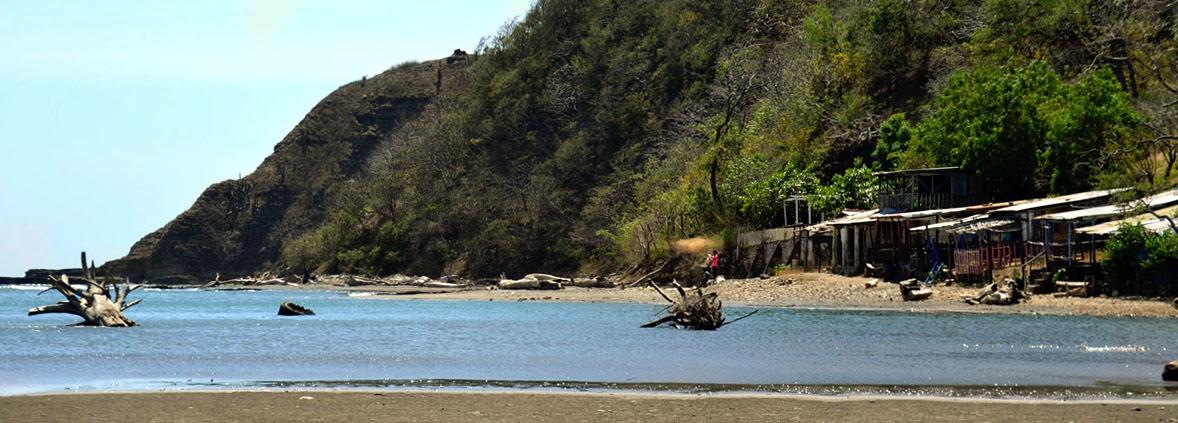 Mündung Rio Brito