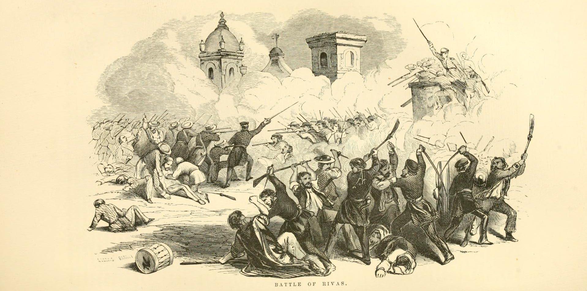 Schlacht von Rivas
